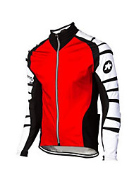 Jersey BikeBreathable / Ultraviolet Resistant / Wearable / Anti-skidding/Non-Skid/Antiskid / Sweat-wicking / Low-friction / Comfortable /