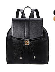 NAWO Women Cowhide Shoulder Bag Yellow / Black-N654011