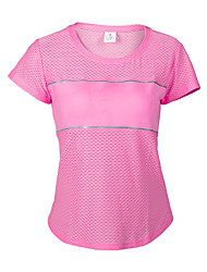Outdoor Women's Tops / T-shirt / SweatshirtYoga / Camping & Hiking / Fishing / Climbing / Fitness / Leisure Sports