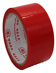 Factory Direct Red Marking Tape Sealing Tape Width 45Mm Customized Shipping
