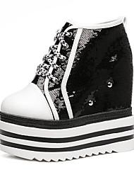 Women's Heels Spring / Summer / Fall / Winter Platform / Creepers Glitter Casual Platform  Black Others