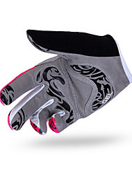 Sports Gloves Cycling Gloves Bike Full-finger Gloves Women's Anti-skidding / Keep Warm / Wearproof / Windproof / Breathable / Protective