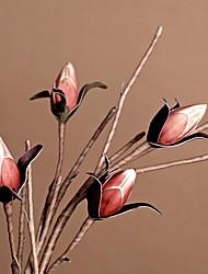 1 1 Rama Otros Otros Flor de Suelo Flores Artificiales 40.15inch/102cm