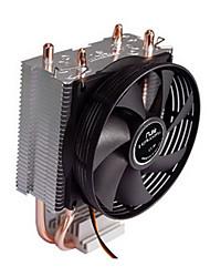 USB центрального процессора охлаждающая подставка для ноутбука поддержки AMD Intel