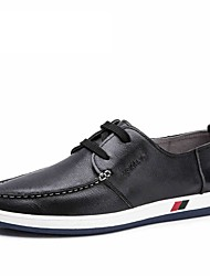 Men's shoe AOKANG Brand Fashion genuine Leather Men Shoes, High Quality Casual male Shoes