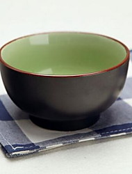 Japanese Exports to Calving Ceramic Bowl