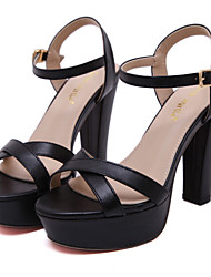Women's Heels Spring/Summer/Fall Heels Slingback  Gladiator Sandals Open Toe Office & Career / Party & Evening / Dress