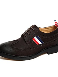 Men's Oxfords/Fashion Dress/Classic Style/Leather/Wedding/High-grade/Bullock/New Arrival