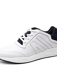 Men's shoes AOKANG 2017 New Korea pattern comfortable casual shoes young men leisure shoes genuine leather shoe