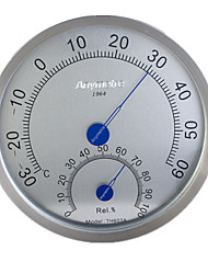ANYMETRE TH603A Stainless Steel Temperature And Humidity Meter