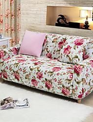 2016 nuevo caso sofá de color sólido elástico todo incluido cubre-sofá cubierta completa tejido elástico multifuncional