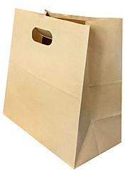couleur jaune d'autres emballages de matériel&sacs d'expédition 5 packs