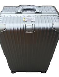 Unisexe PVC Extérieur Bagages Rose / Violet / Argent / Noir