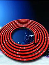 автомобиль Универсальный Случайный Анти-Rub металлической полосы