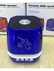 Automobilzuliefer- drahtlose Bluetooth-Lautsprecher tragbare Mini-USB-Stereo-Lautsprecher-Radio-Player