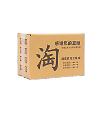 Brown Color Packaging & Shipping 9# Five Layer AA Hard EB Packing Boxes A Pack of Nine