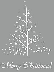 Adesivo de Janela-Árvores/Folhas- ESTILOContemporâneo