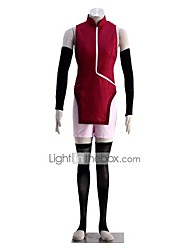 Inspired by Naruto Uchiha Sarada Anime Cosplay Costumes Cosplay Suits