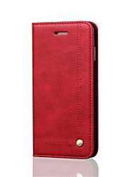 luxury Ultra Slim Genuine Leather Flip Case for iPhone 6s Plus/6 Plus iPhone 6s/6 iPhone SE/5s/5
