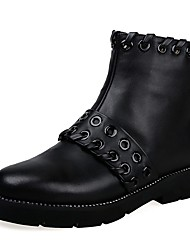 Women's Boots Fall /  / Snow Boots / Fashion Boots  Gladiator / Comfort / Novelty / Styles / Round Toe / Closed Toe