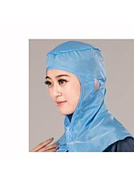 Anti-Static Shawl Hat, Cap Work Clean, Breathable Dust