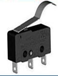 alternar física instrumentos de medição plástico preto material de cinco pacote