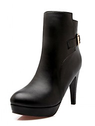 Women's Heels Spring / Fall / WinterHeels / Cowboy / Western Boots Fashion Boots / Motorcycle Boots / Bootie / Combat