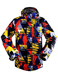 Outdoor Wear Proof Ski Suit Waterproof Wind Proof Thermal Insulation Ski Suit