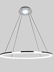 Max 35W Lampe suspendue ,  Contemporain Plaqué Fonctionnalité for LED / Style mini MétalSalle de séjour / Chambre à coucher / Salle à