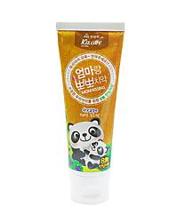 Mukunghwa Pasta de Branqueamento de Dentes Perfumado Crianças Branco Mistura