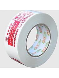 grand ruban rouge blanc largeur 4.4cm épaisseur 2.3cm bande ruban d'emballage ruban personnalisé