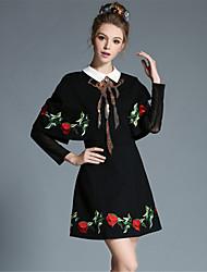 hiver aofuli femmes de grande taille élégance cru paillettes de luxe brodés style manteau une robe de pièce