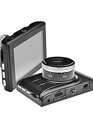1080p ultra-alta definição de visão noturna mini-grande angular gravador de condução