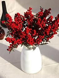 Hi-Q 1Pc Decorative Flowers Fruit Wedding  Home Table Decoration Artificial Flowers