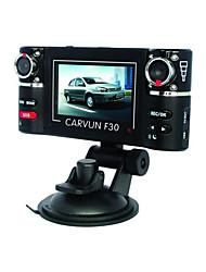dual drive lente carro gravador de caixa preta f30 ampla visão ângulo noite gravador de condução