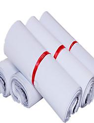 Yiwu atacado fabricantes 28 * 42 de courier white bolsas Taobao logística pacote de saco impermeável direta