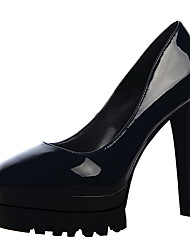 Women's Heels Summer Heels / Pointed Toe / Closed Toe Leatherette Dress Stiletto Heel Others More Colors Available.