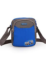 <20 L Bolsa de Ombro Acampar e Caminhar Ao ar Livre Vestível Verde / Azul Terylene Fashion