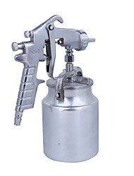 Electrostatic Spray Gun For Lower Pot Paint Spray Gun