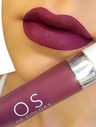 2016 Brand Long Lasting Liquid Lipstick DOSE OF COLORS Matte Liquid Lipstick Bare With Me