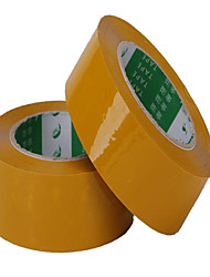 Warnings Sealing Plastic Sealing Plastic Packaging Printing Customized  Pvc Transparent Tape Effective Viscosity
