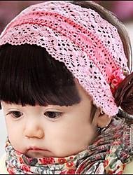 Girls Hair Accessories,All Seasons Cotton Blends Pink