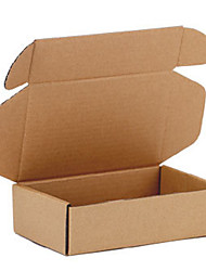 Brown Color Packaging & Shipping Three Layer F12 Blank AA Packing Boxes A Pack of Nine
