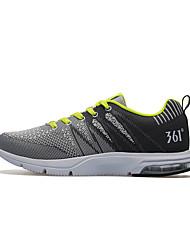 361 ° ® 39-43 Laufschuhe Herrn Polsterung / Luftdurchlässig Atmungsaktive Mesh Gummi Rennen / Wandern Sneaker