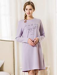 Damen Pyjama - Baumwolle / Elasthan