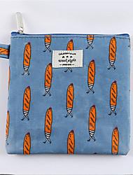 bonito à prova de água de zero carteira saco de algodão de saúde pacote pequeno digitais do batom
