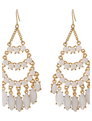 Fine Jewelry European Style Fashion Charms Zinc Alloy Earrings