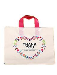 33см * 25см толстые руки сумки (около 50bags в упаковке)