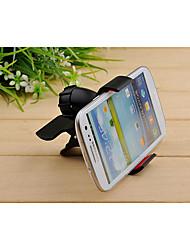 Car Mini Mobile Phone Rack / Car Use 360 Degrees Rotating Navigation Frame / Car Clip Mobile Phone Support