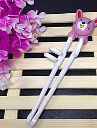 Пластик палочки для еды Chopstick Для одного